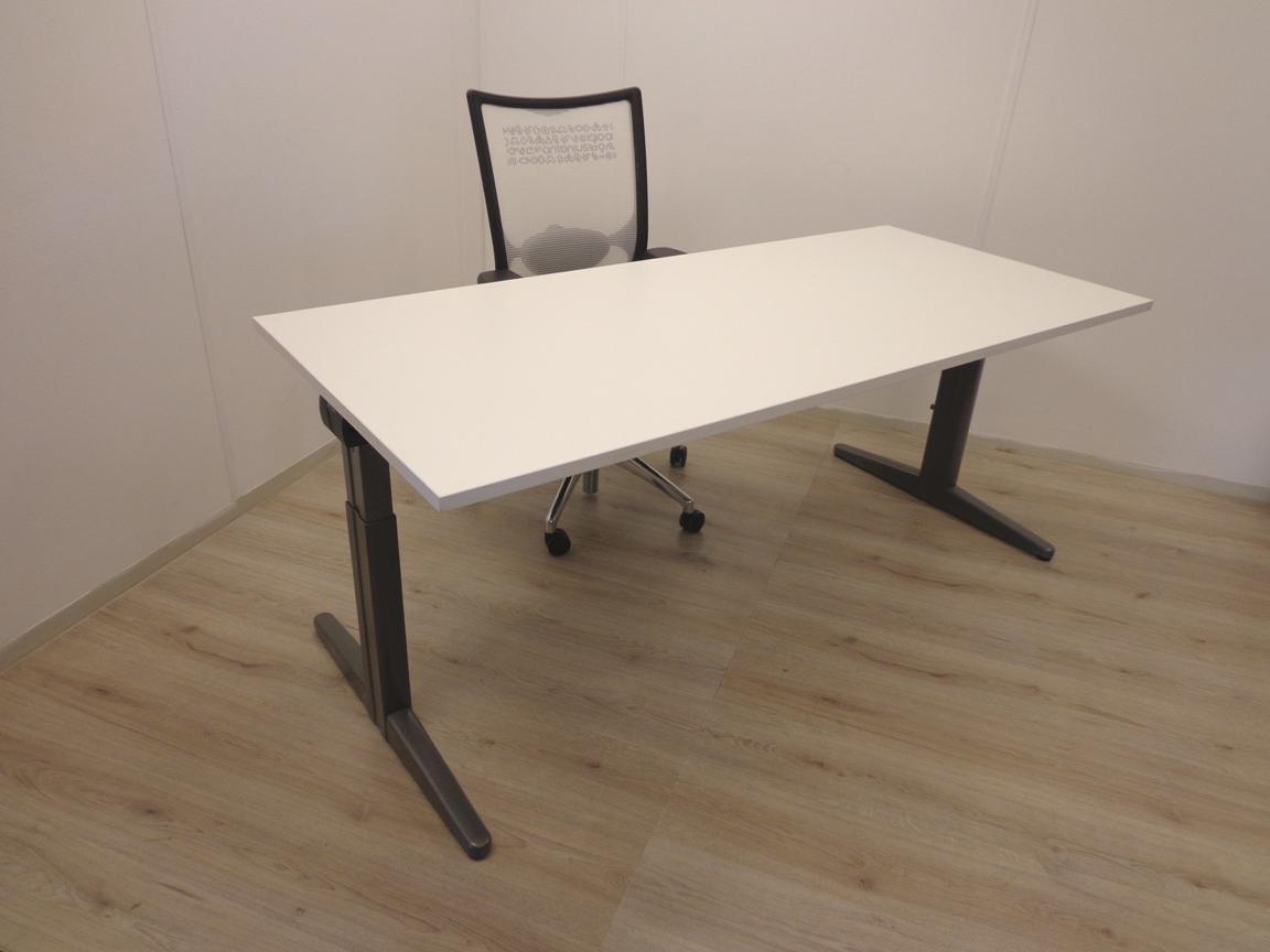 bureau 160x80 cm ahrend onderstel nieuw blad. Black Bedroom Furniture Sets. Home Design Ideas